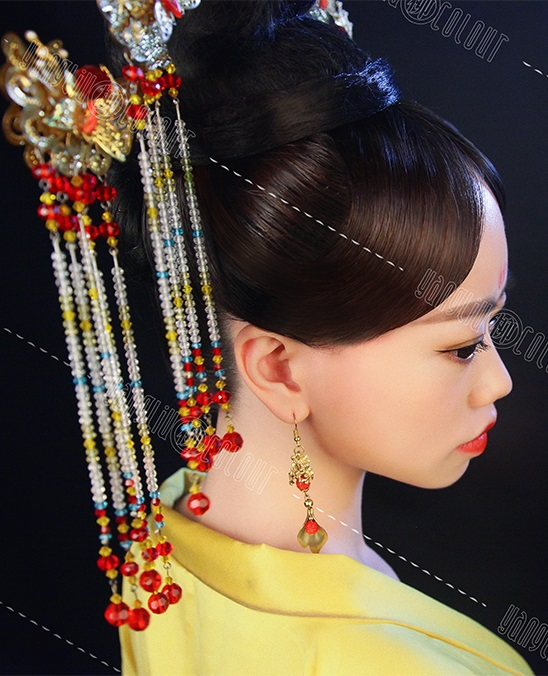 杨柳学校发型作品4