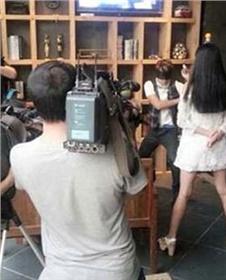 杨柳色彩兰冰造型团队合作湖南卫视 湖南TV《谁与争锋》