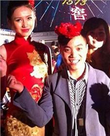 杨柳色彩兰冰造型团队合作湖南区美丽大使选拔赛