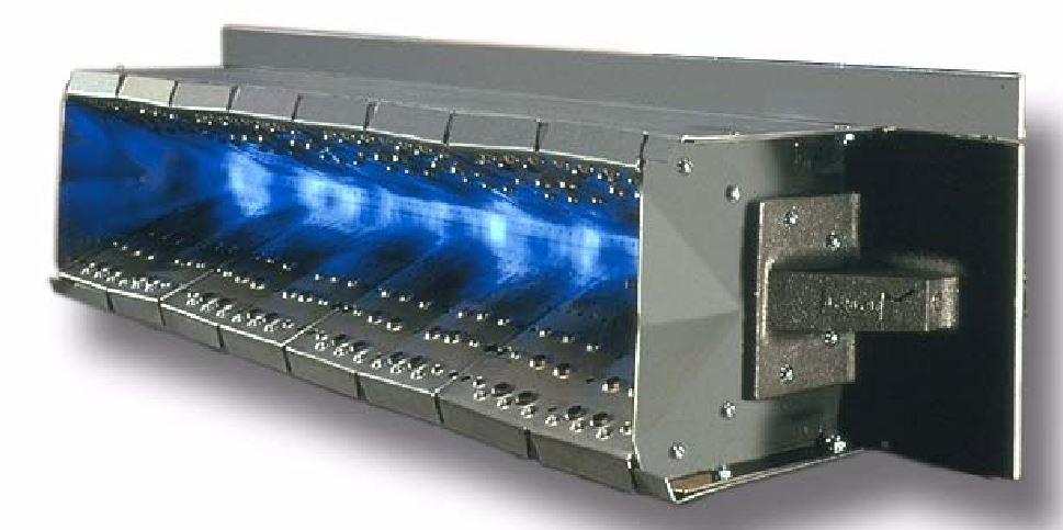 线形燃烧器---喷嘴混合线性燃烧器