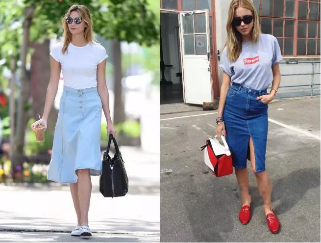 夏季怎么根据自己的身材挑选半身裙!