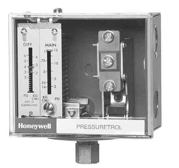 L91B 锅炉蒸汽压力控制开关