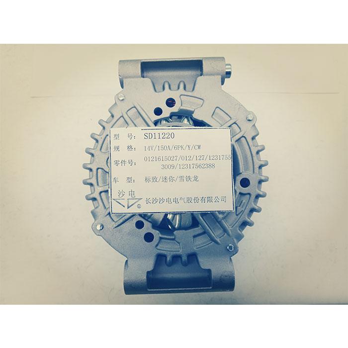 標志發電機0121615012,0121615027,0121615127,SD11220