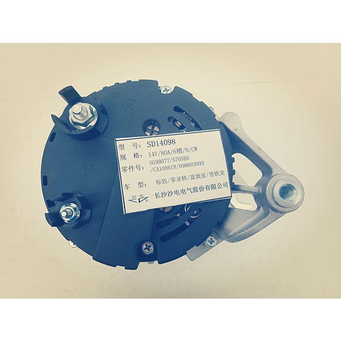 標志發電機SG9B077,CA1086IR,DRA3385,A13VI189,SD14098