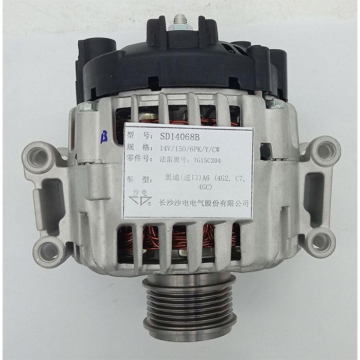 奧迪發電機多少錢一臺TG15C204,SD14068B
