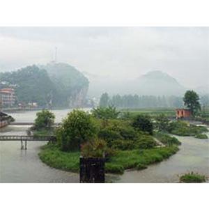 城步县老寨水电站