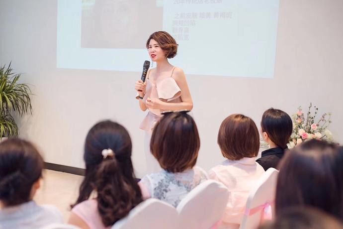 夏杨时尚跟妆实习-DR's Secret私享会