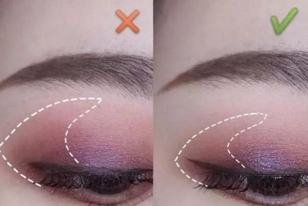 湘潭化妆培训学校干货分享_新手化眼妆都有哪些误区?