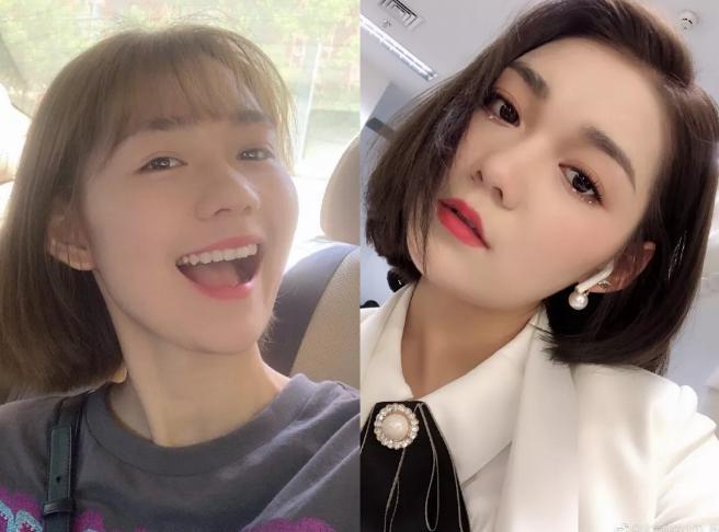 岳阳化妆培训学校_空气刘海适合哪些人?