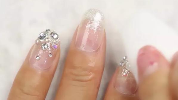 钻石新娘甲如何打造?