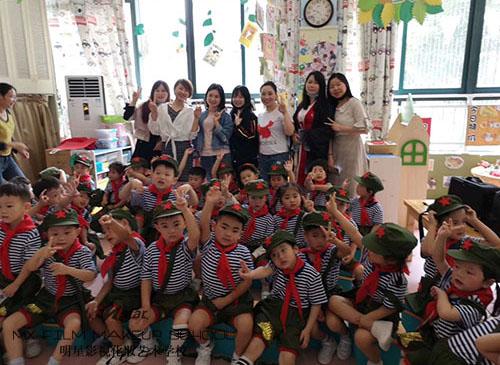 """""""六一""""儿童节来临,明星学校实习活动』忙不停"""