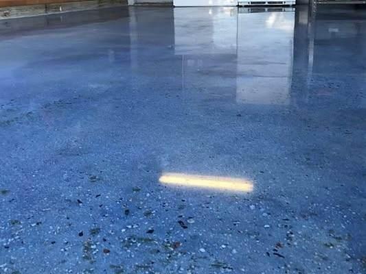 彩色抛光混凝土地坪有哪些优势?