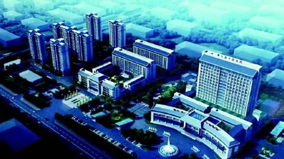 航天康达中医院门项目