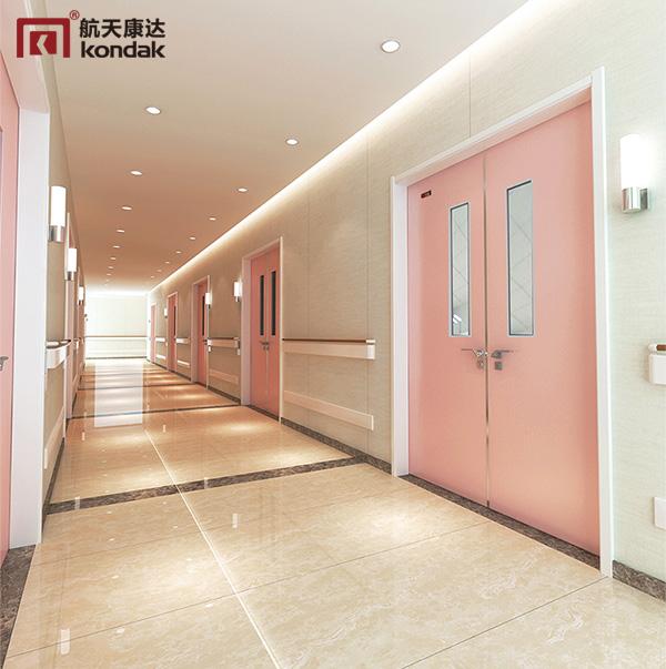 医院卫生间门如何选择?