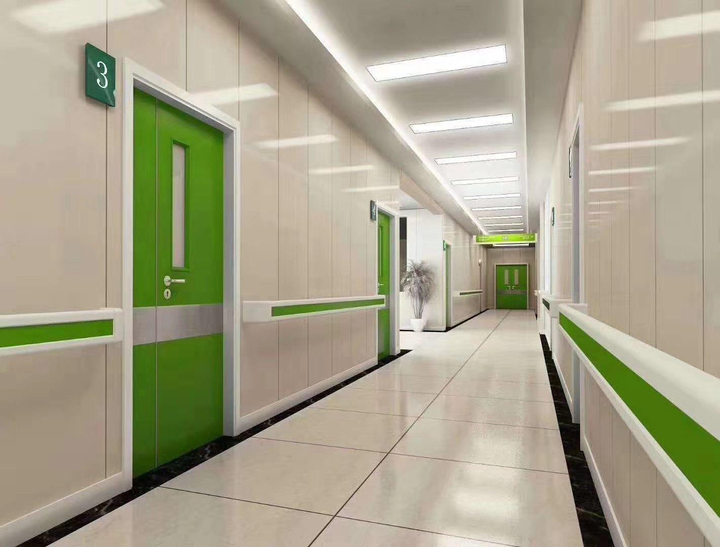 医院病房门款式设计应遵循的几大要素