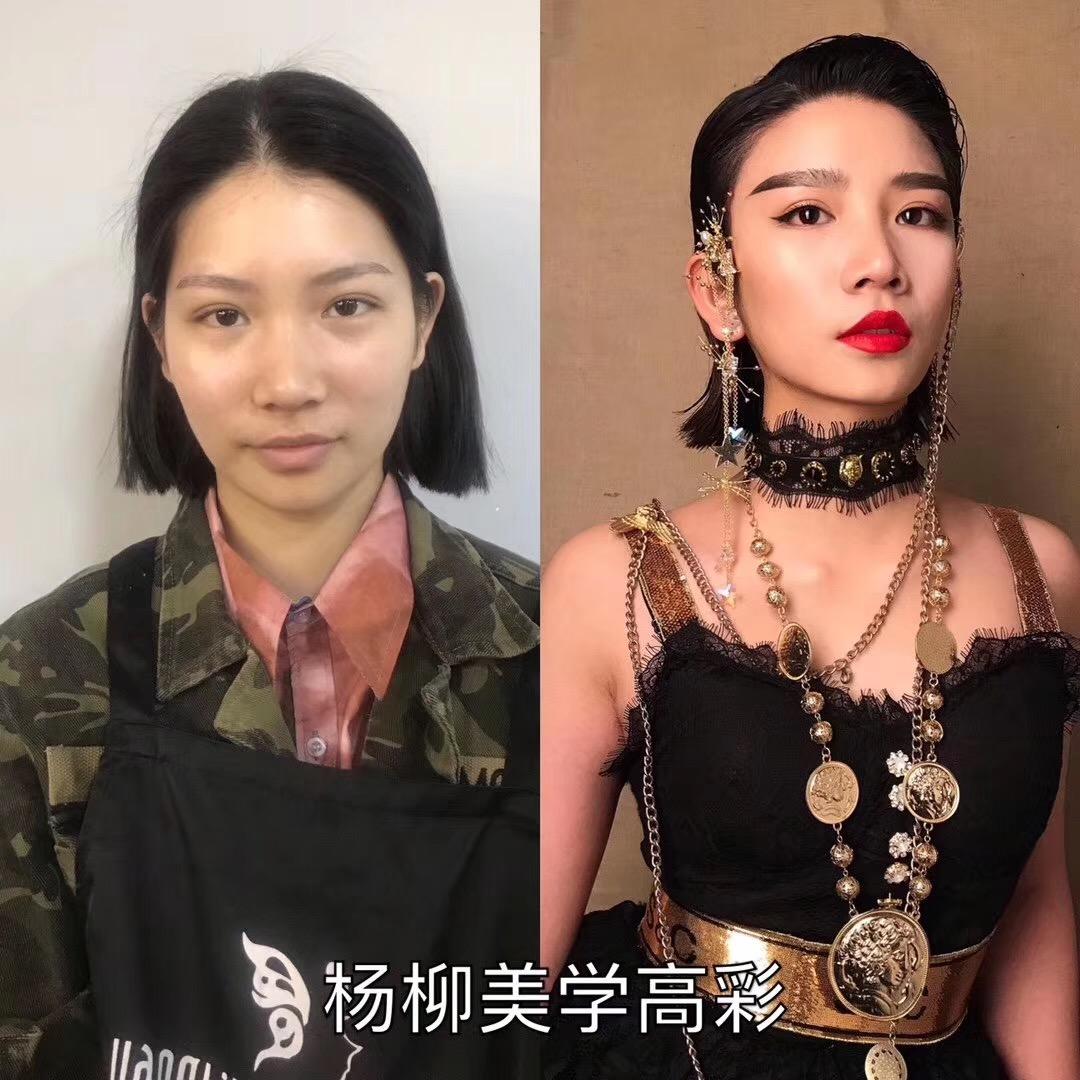 湖南长沙化妆培训学校_化底妆都有哪些完整的过程?