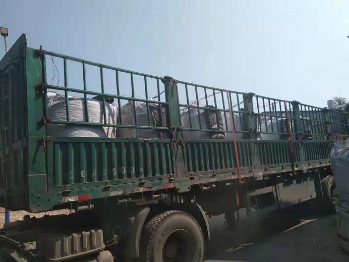 吨袋装二氧化锰 发往山东淄博 陶瓷行业专用二氧化锰