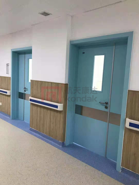 醫用門安装案例