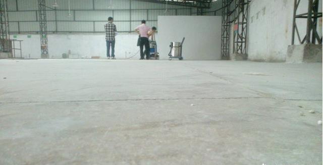 混凝土地坪施工