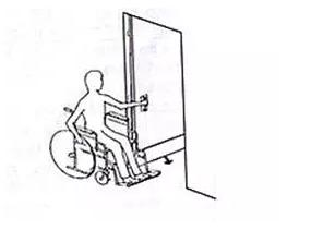 醫院病房門在款式設計時應充分考慮特殊人群