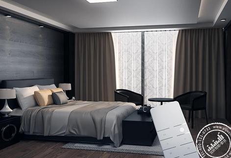 智能家居系统里的电动窗帘,要不要了解一下.....