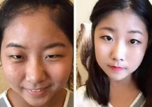 长沙化妆学校:长期化妆与长期不化妆美容护肤的危害