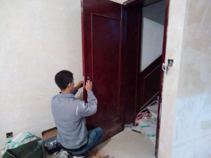 室内套装门安装需要注意的地方