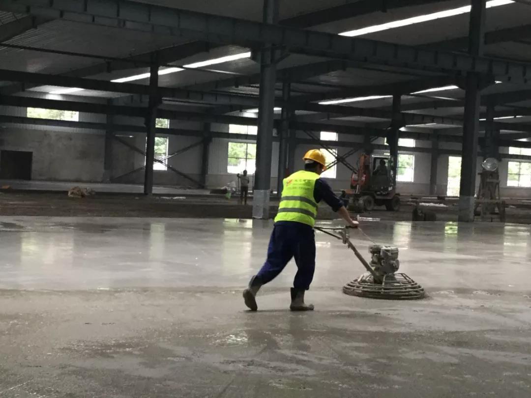 地坪涂装对混凝土地面的要求以及处理方法!
