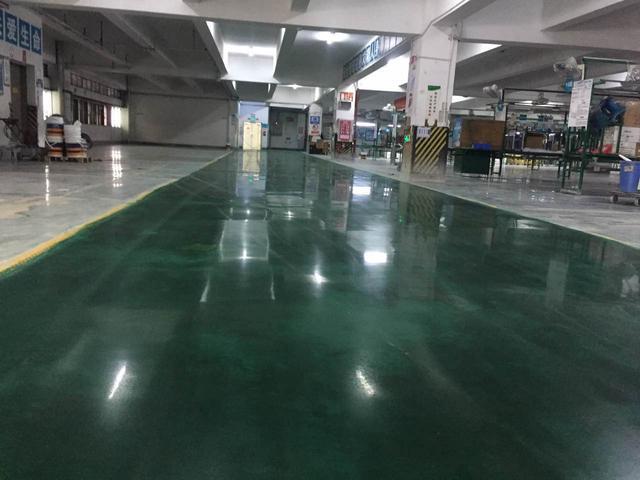 停车场地坪技术参数分析与施工过程!