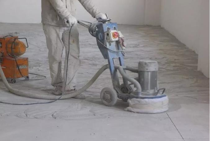 云顶集团混凝土密封云顶集团网站地坪漆施工工艺是怎么做的?