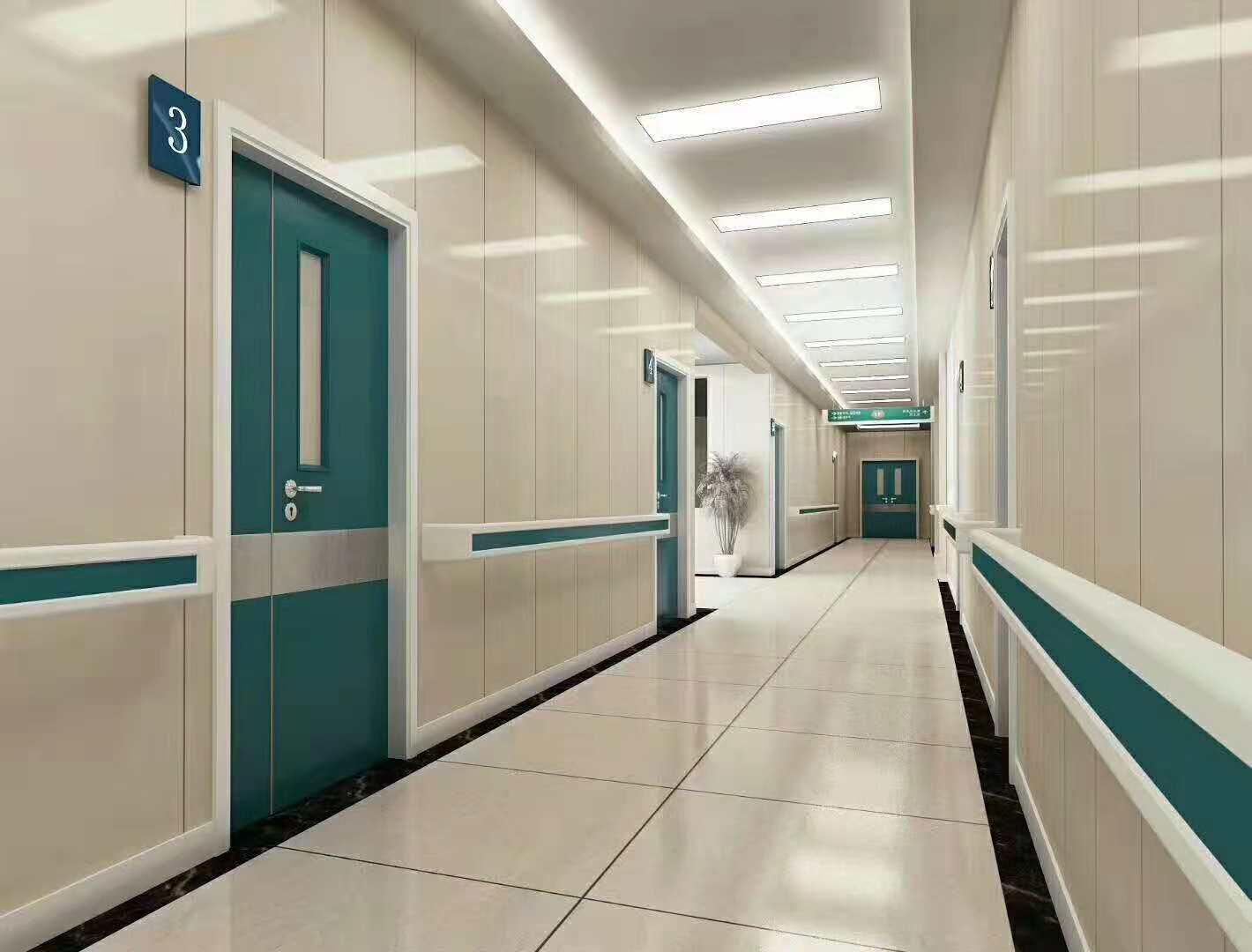 安装在医院的门是不是就可以称为医用门?