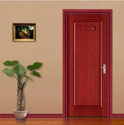 装修时室内门颜色是选红色还是白色呢?