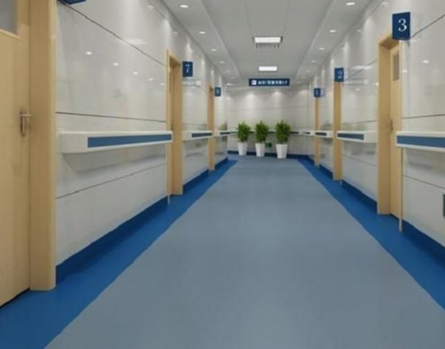 你有看到过医院过道扶手吗?