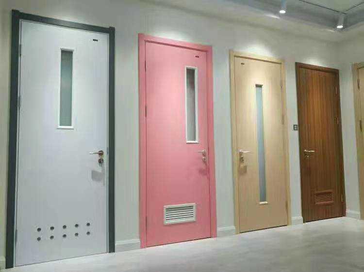 病房门与一般的家用室内套装门有什么不同?