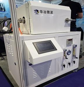 1600℃微波高温管式炉