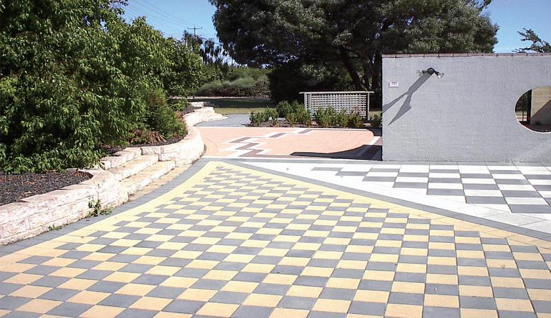 地砖——花岗岩贴面