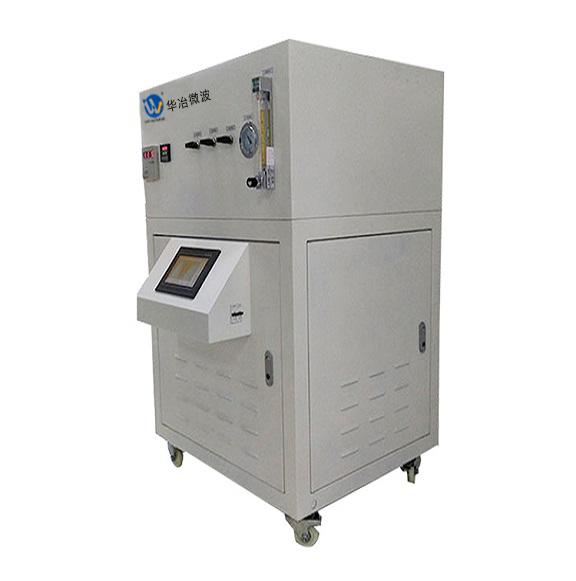 1200℃立式微波管式炉