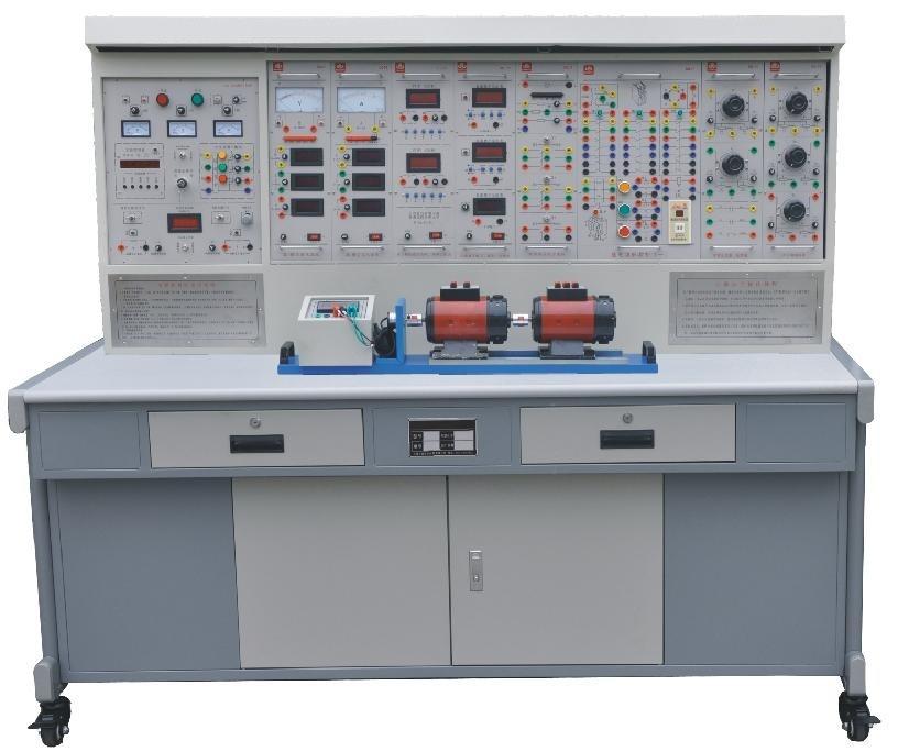 WSN-GKDD新型电机调速实验实训装置