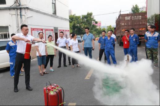 航天康達消防安全培訓