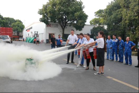 航天康达消防安全培训