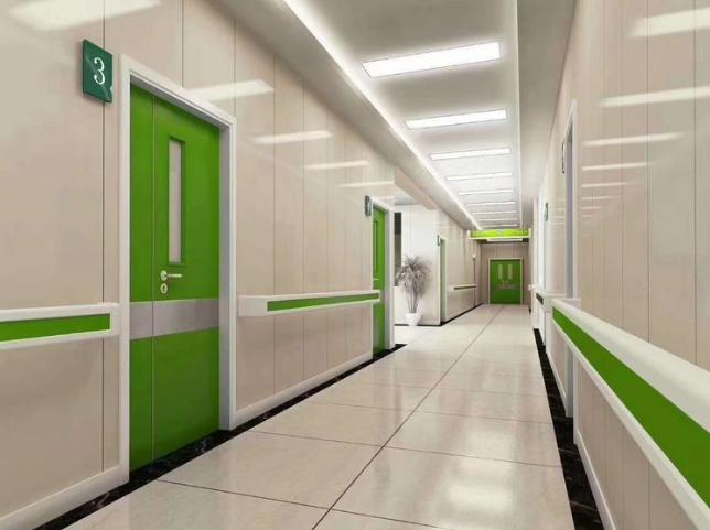 医院都用什么样的病房门?