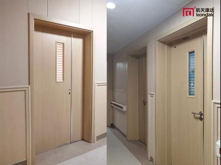 医院专用门必备技能