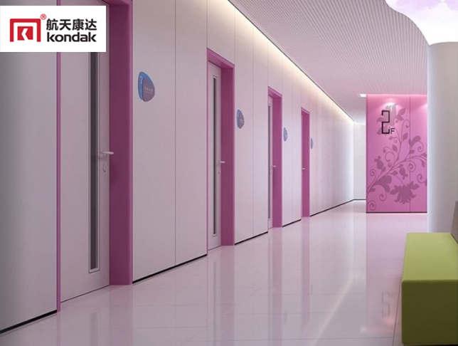 医院病房门一般使用什么颜色?