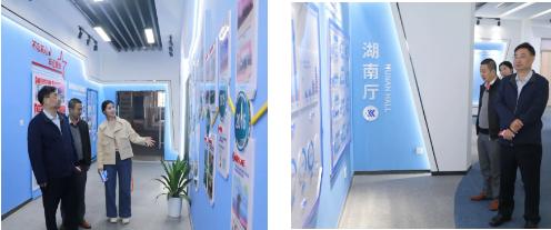 廣東省藥監局副局長嚴振蒞臨園區考察指導工作