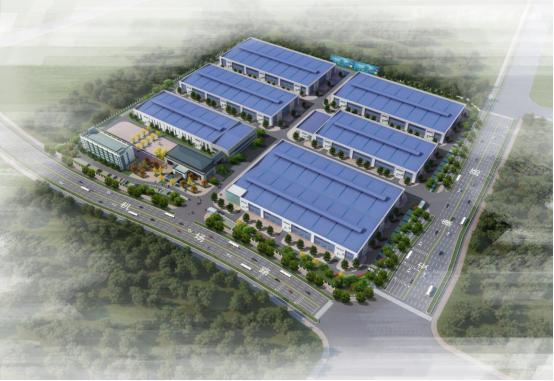 航天康达湘阴工业园