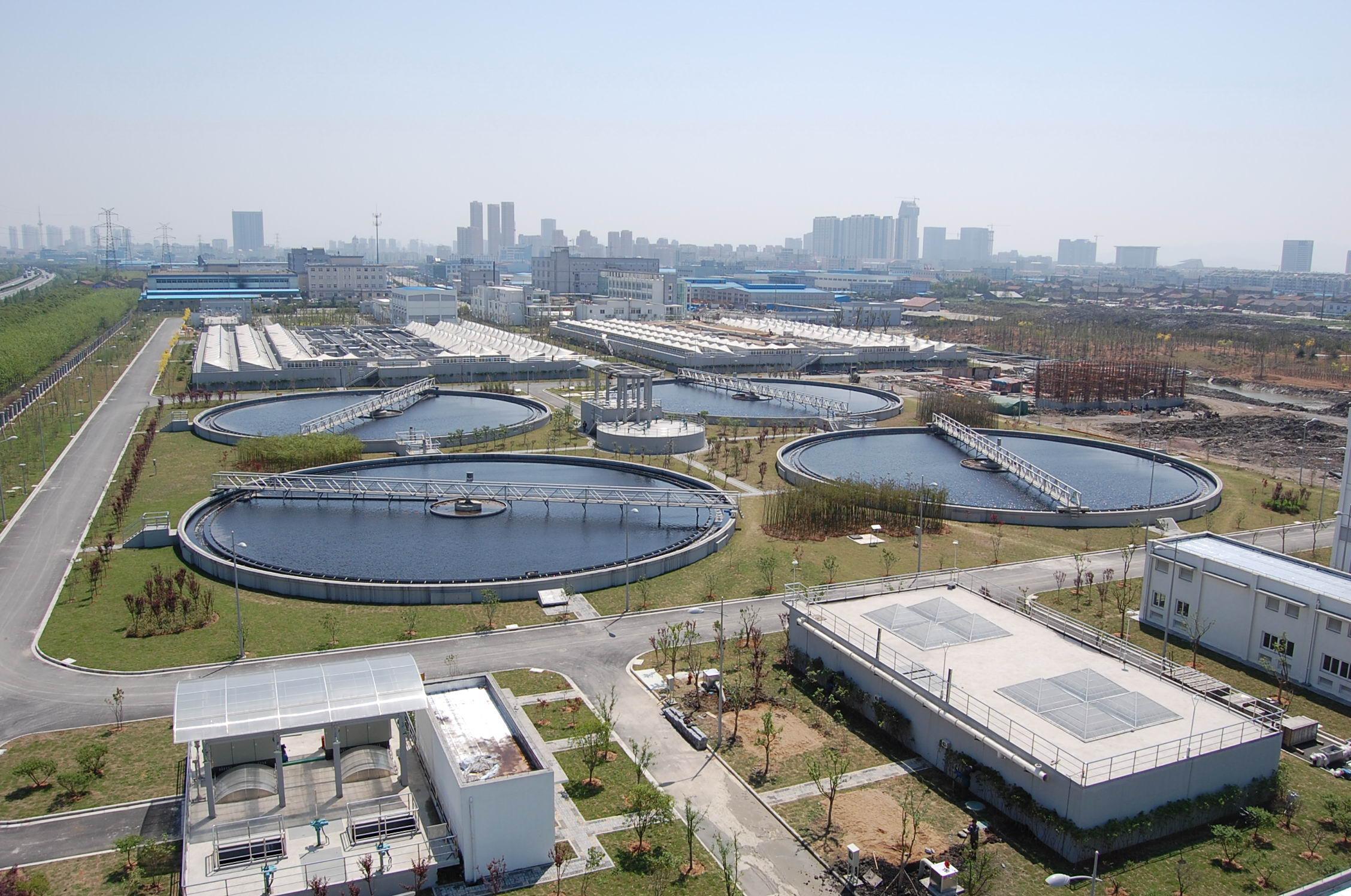 湘西污水厂项目
