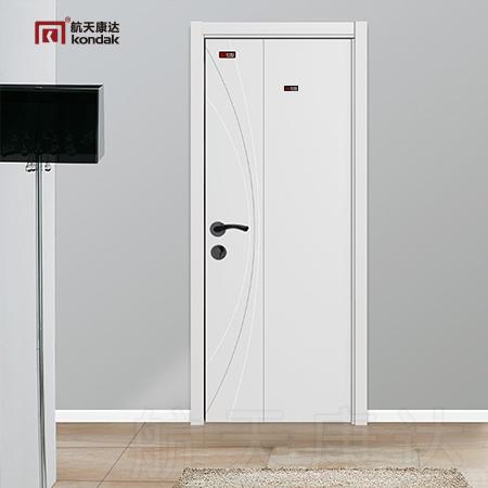 简约木塑门