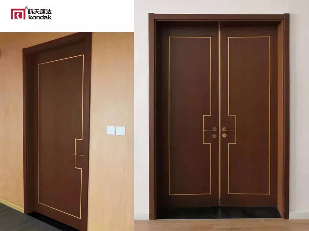 中式风格木塑门