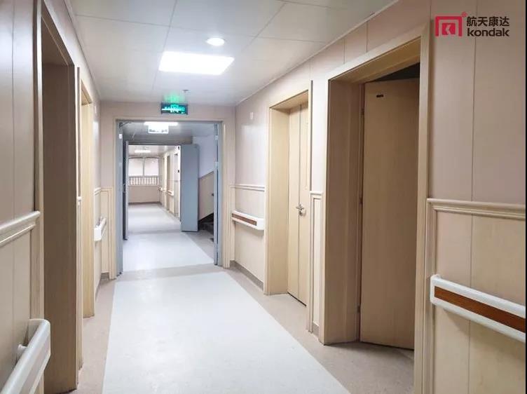 医院病房门为什么总是朝内开?