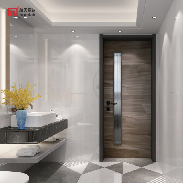 室内套装门|木塑门KDM 9009